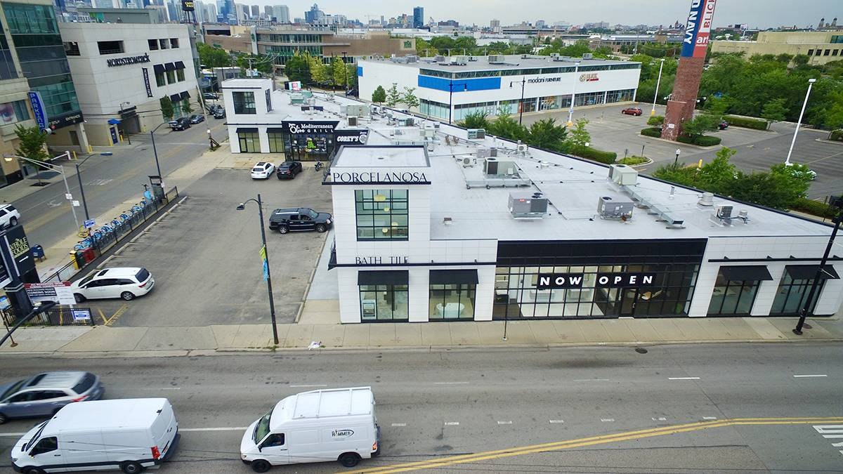 1001 W. North Avenue CRM Properties Group