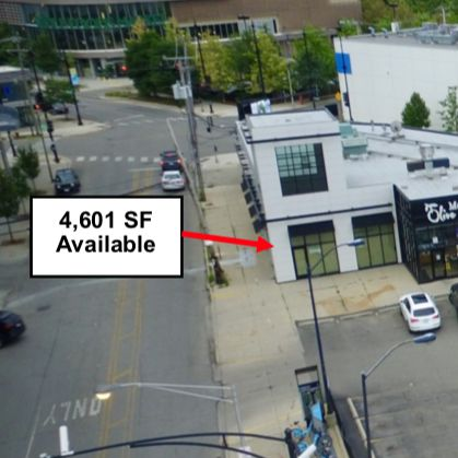 1001 W. North Avenue Available Space