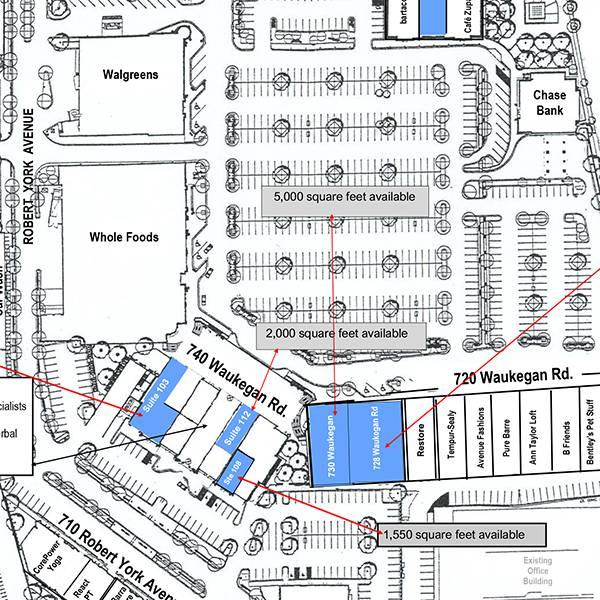 Site Plan August 2020
